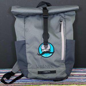 Timbuk2 Tuck Pack Roll Top Backpack Cobranding